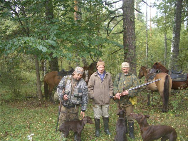 Урал с мамой и тетей
