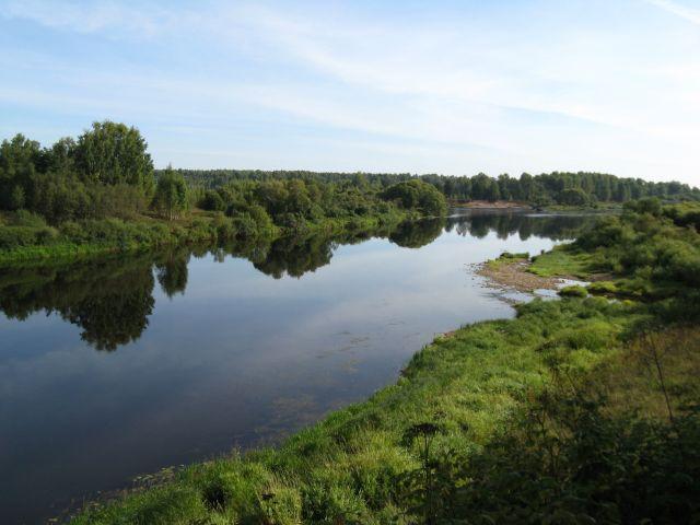 Течет река Волга...