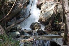 Водопад на Кипре