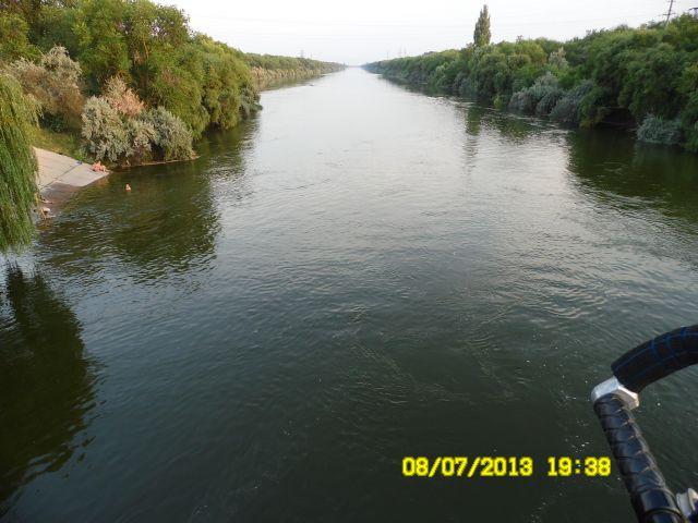 Северо Крымский канал.