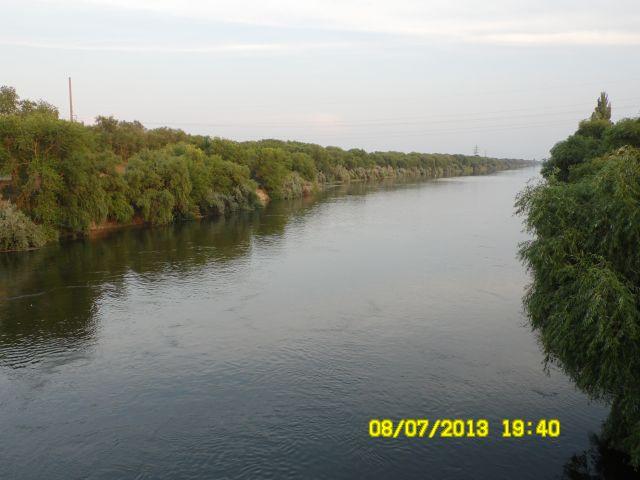 Северо Крымский канал!