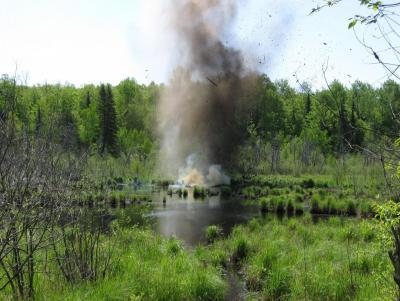 Прикрепленное изображение: Blasting Day on the Ninemile 372.JPG