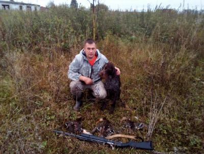 Прикрепленное изображение: Рик на охоте1.jpg