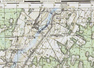 Прикрепленное изображение: Шевелёво - карта 42.jpg