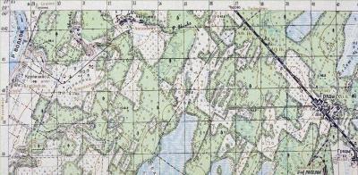 Прикрепленное изображение: Крупичино - Антушево - Гряды. Карта 1942.jpg
