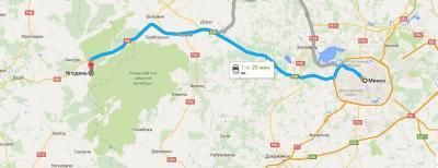 Прикрепленное изображение: карта проезда.jpg